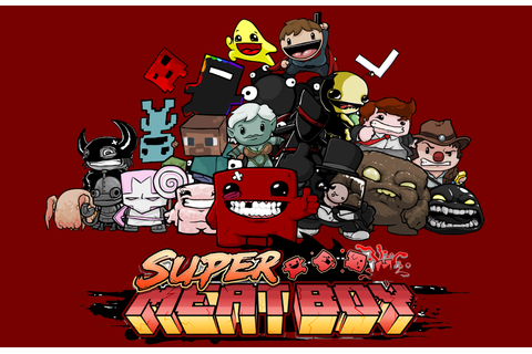 Super Meat Boy Forever Download Game