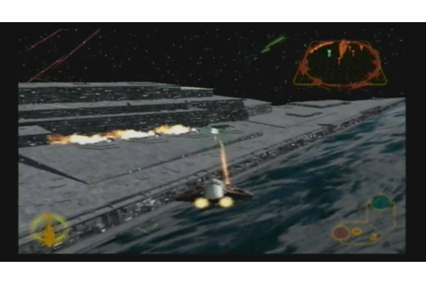 Star Wars: Rogue Squadron III - Rebel Strike - Attack on ...