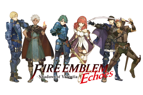 Fire Emblem Echoes: Shadows of Valentia HD Wallpaper ...