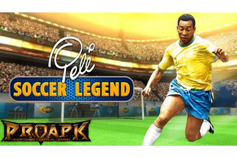 Pelé Soccer Legend Gameplay iOS / Android - YouTube