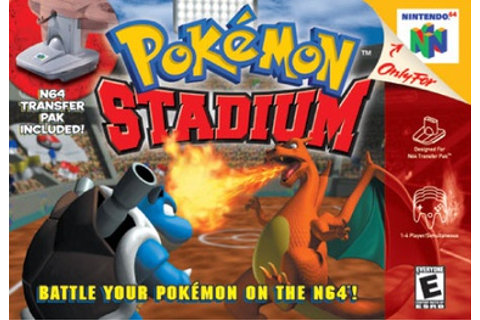 Pokémon Stadium - Wikipedia