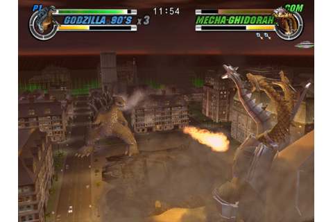 Godzilla: Destroy All Monsters Melee XBOX, GCN game - Mod DB