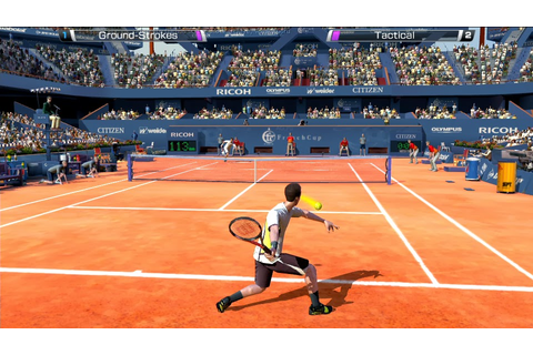 Free Download PC Games Full Crack: Download Virtua Tennis ...