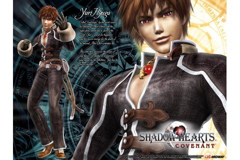 shadow hearts 2 - Shadow Hearts Wallpaper (6254736) - Fanpop