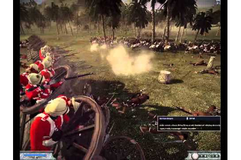 Zulu wars for Napoleon TW - YouTube
