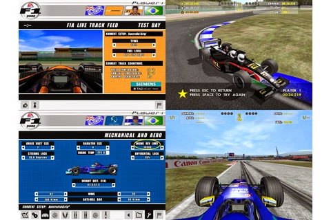 F1 2002 Pc Game | Download Free Full Pc Games