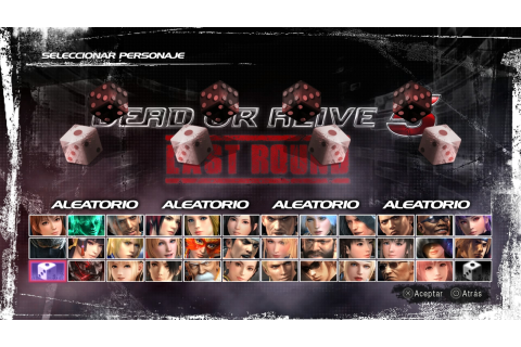Dead Or Alive 5 Last Round – PC,Xbox 360,XboxOne,PS4,PS3 ...
