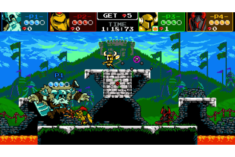 Shovel Knight gets a multiplayer mode with its final DLC ...