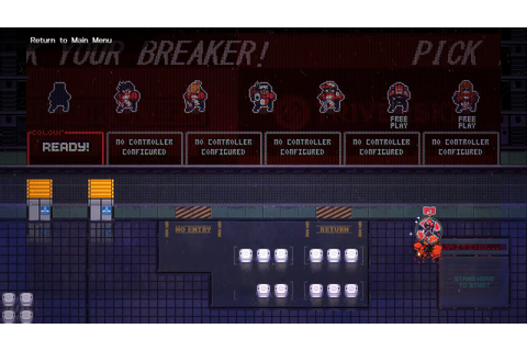 Super Circuit Breakers Game Play - YouTube