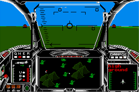 Download Harrier Combat Simulator - My Abandonware