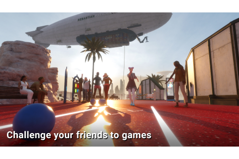 Sansar on Steam