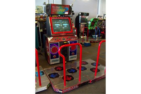 Lot 125 - COIN OP ARCADE GAME & PINBALL MACHINE AUCTION ...