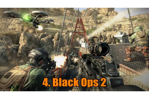 Top 10 Call of Duty Games - YouTube