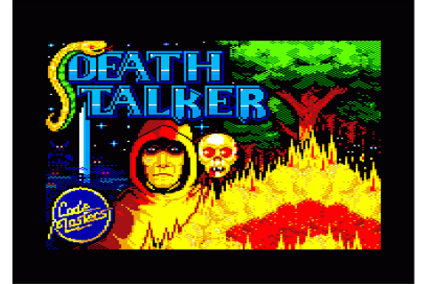 death stalker loading screen death wake game screen death wake