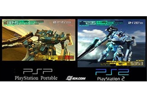 Armored Core Formula Front - IGN