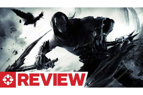 Darksiders 2: Deathinitive Edition Review - YouTube