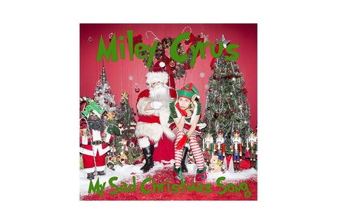 "Miley Cyrus Shares ""My Sad Christmas Song"" Recorded With ..."