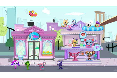 Amazon.com: Littlest Pet Shop: Appstore for Android