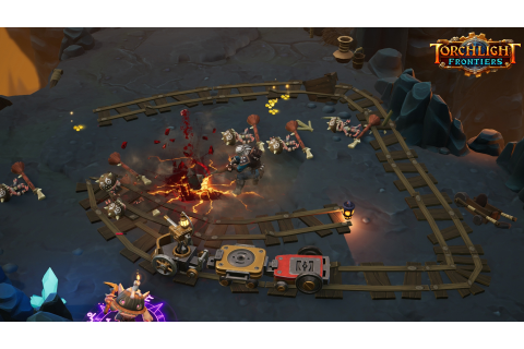 Torchlight Frontiers | RPG Site