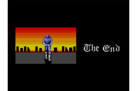 Test de The Cyber Shinobi sur Sega Master System