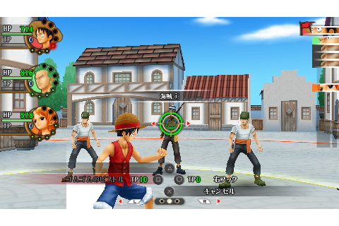 Wolfz Game PSP Download: [PSP] One Piece Romance Dawn ...