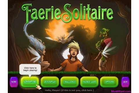 Download Faerie Solitaire Free Full Version Game for PC ...