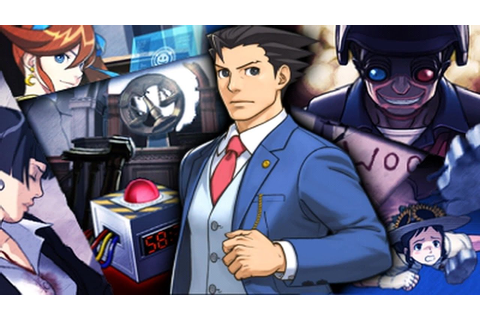 Phoenix Wright: Ace Attorney - Dual Destinies - Episode 1 ...