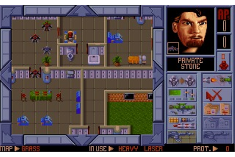 Laser Squad (DOS) Game Download