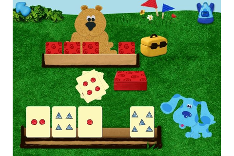 Blue's Clues: Blue's 123 Time Activities - Old Games Download
