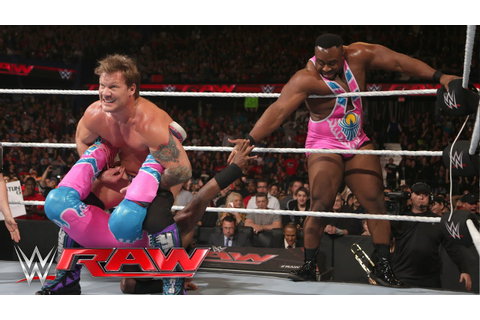 Chris Jericho & AJ Styles vs. The New Day - WWE Tag Team ...