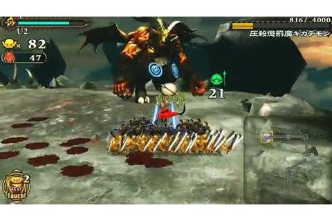 Gameplay Army Corps of Hell : Boss - jeuxvideo.com