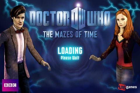 The Mazes of Time Is Sure To Satisfy Any Doctor Who Fan ...