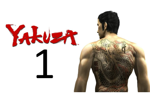 Yakuza part 1 (Game Movie) (Story Walkthrough) (No ...
