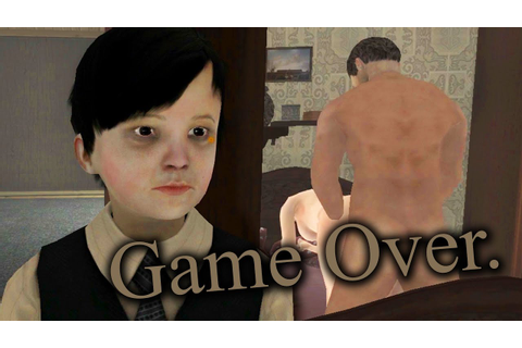 DON'T WALK IN THE ROOM OR ITS GAME OVER. (Lucius) #3 - YouTube