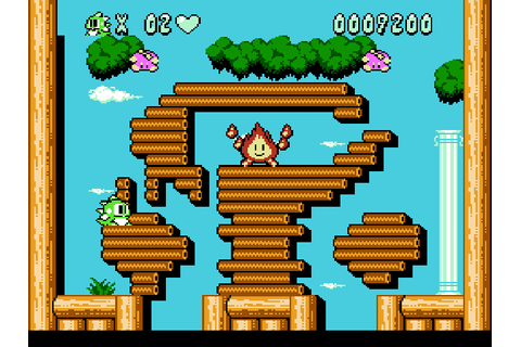 Bubble Bobble Part 2 Screenshots | GameFabrique