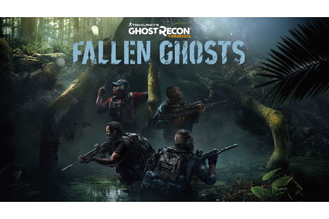Ghost Recon Wildlands - Fallen Ghost [Online Game Code]