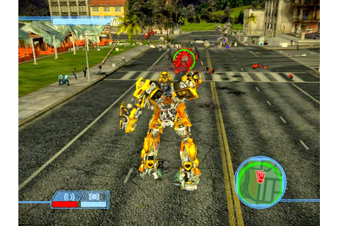Download Transformers The Game Full Rip PC Free | Download ...