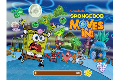 DOWNLOAD APK: DOWNLOAD Hack SpongeBob Moves In v3.03.00 APK