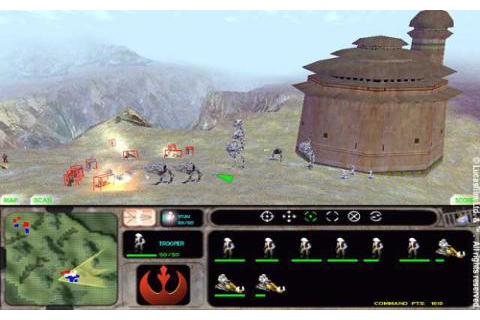 Star Wars: Force Commander download PC
