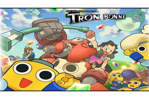 TAP (PS) Misadventures of Tron Bonne (100%) 1/3 - YouTube
