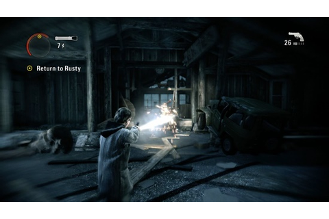 Alan Wake Game - Free Download Full Version For PC