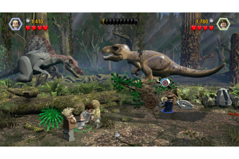Lego Jurassic World - Gamechanger