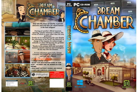 Dream Chamber Windows, Mac, iOS, iPad game - Indie DB
