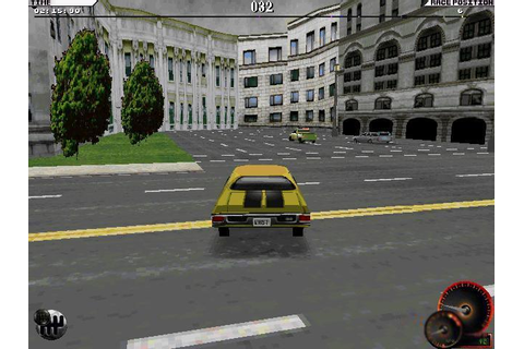 Test Drive 4 Download (1997 Simulation Game)