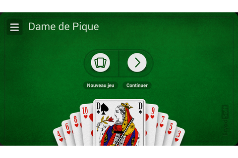 Dame de Pique (Gratuit) - Applications Android sur Google Play