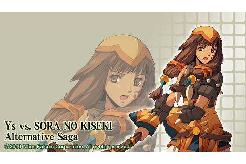 Crshe | Ys vs. Sora no Kiseki: Alternative Saga Wiki ...