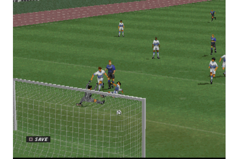 J.League Jikkyou Winning Eleven 2001 (Japan) PSX ISO ...