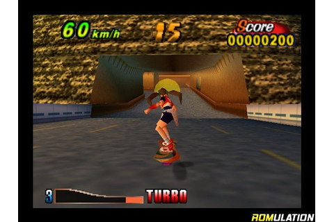 Airboarder 64 (USA) N64 / Nintendo 64 ROM Download ...