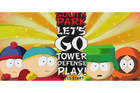 South Park: Let's Go Tower Defense Play! First Gameplay ...