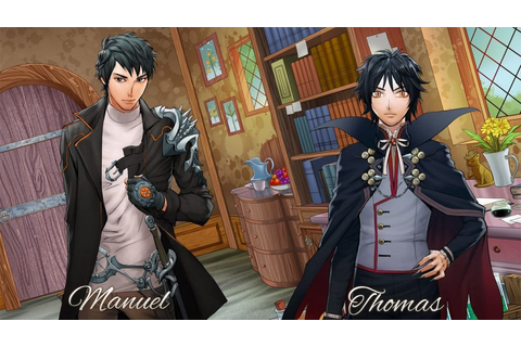 Amber's Magic Shop: Introducing Thomas & Manuel | Computer ...